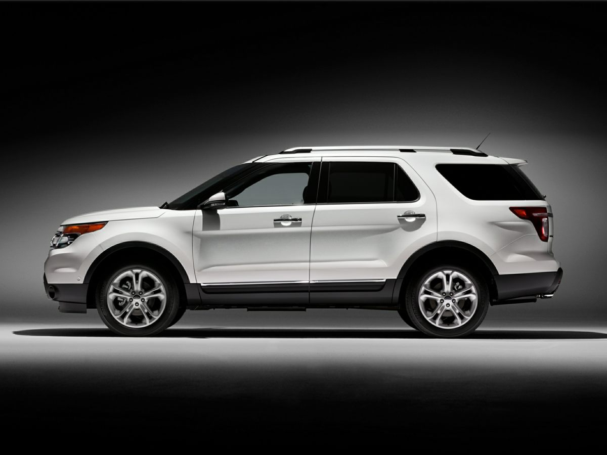Pre owned 2013 ford explorer xlt