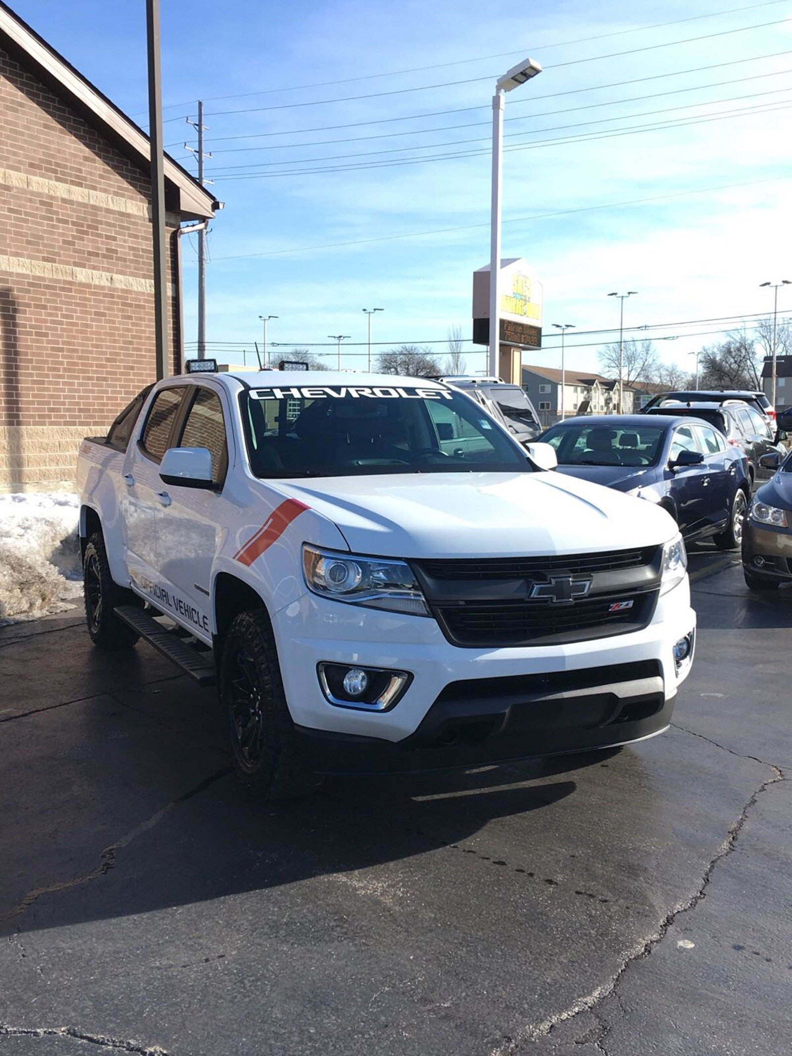 Certified Pre-Owned 2018 Chevrolet Colorado 4WD Z71