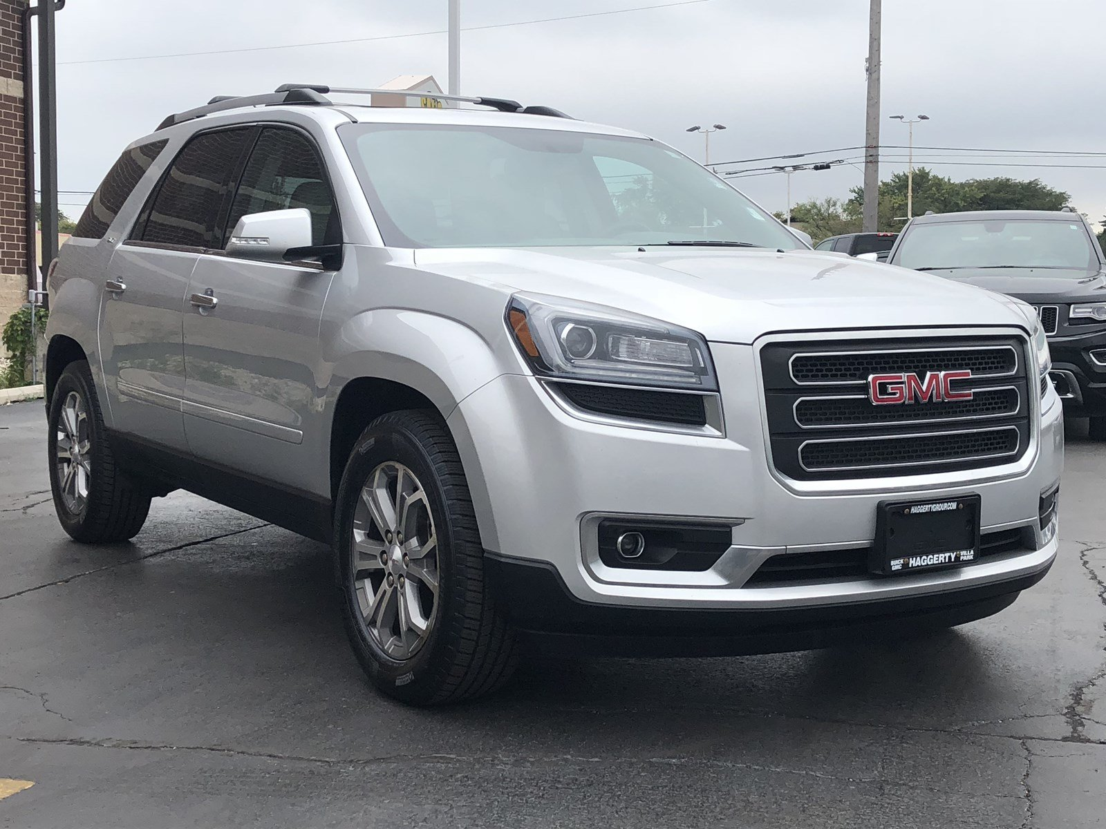 Certified Pre-Owned 2015 GMC Acadia SLT Sunroof Navigation