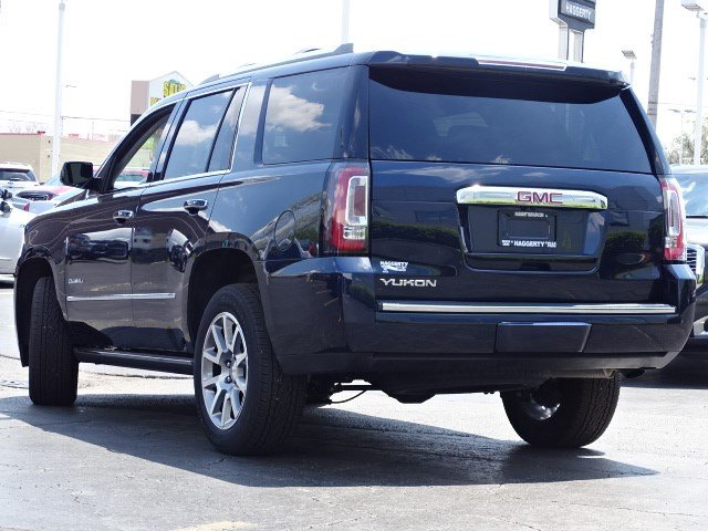 Certified Pre-Owned 2019 GMC 4WD Yukon Denali