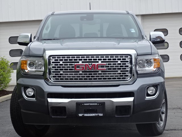 Certified Pre-Owned 2019 GMC Canyon 4WD Deisel Denali