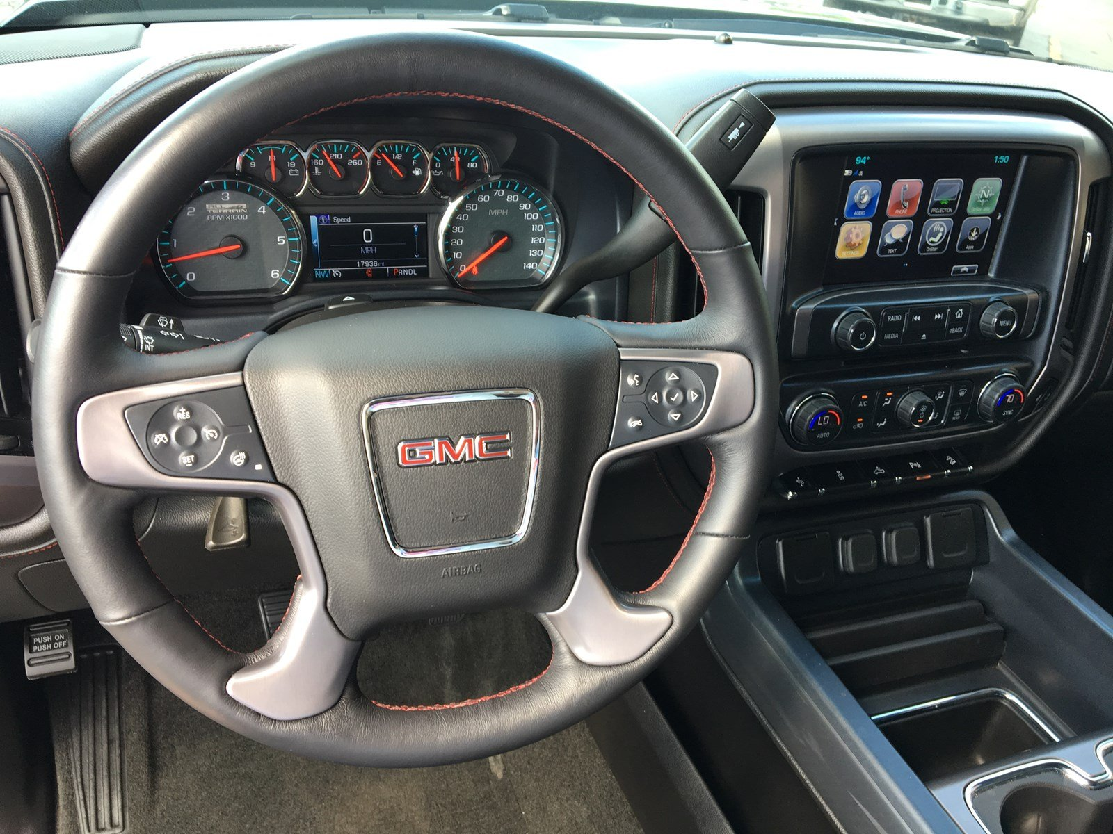 Certified Pre-Owned 2018 GMC Sierra 1500 4WD SLT ALL-TERRAIN PACKAGE