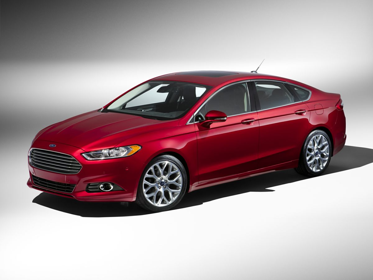 Pre owned 2013 ford fusion se