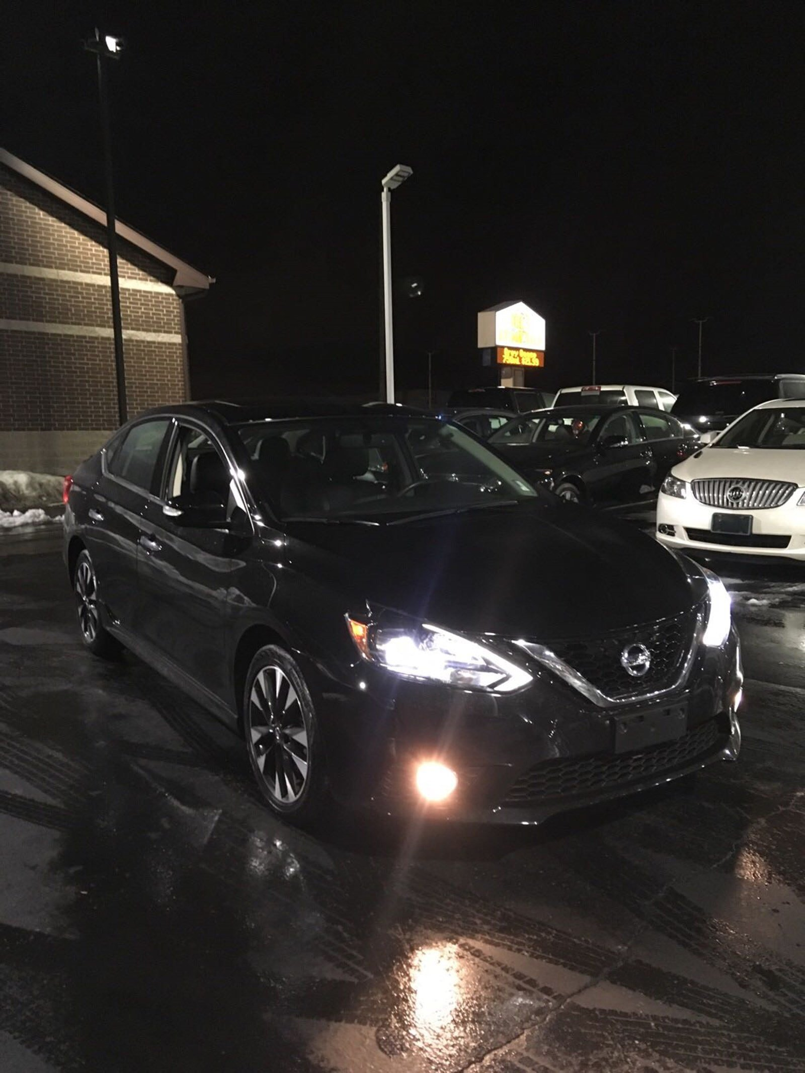 Pre-Owned 2017 Nissan Sentra SR Turbo