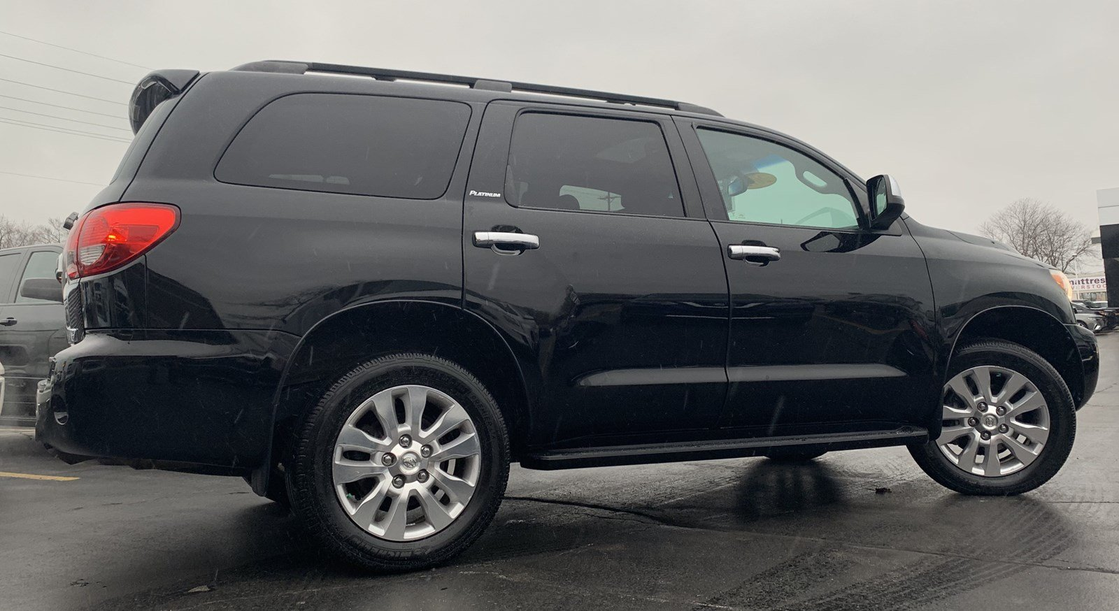 Pre-Owned 2012 Toyota Sequoia Platinum