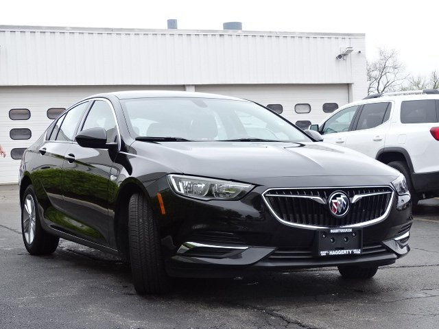 Certified Pre-Owned 2018 Buick Regal Sportback Preferred