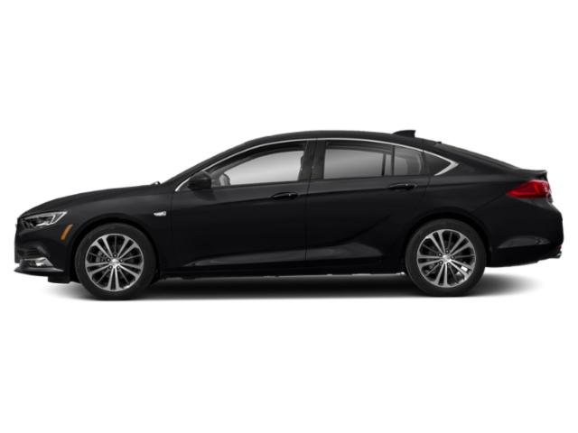 New 2019 Buick Regal Sportback Preferred Hatchback In Villa Park