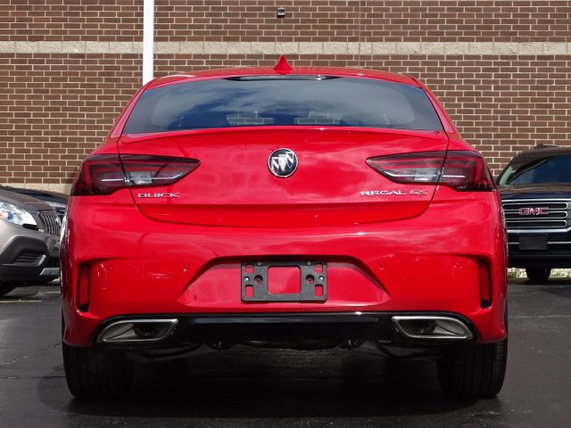 Certified Pre-Owned 2018 Buick Regal Sportback GS