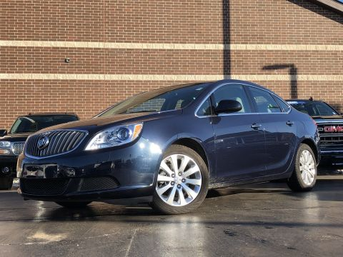 Certified Pre-Owned 2015 Buick Verano