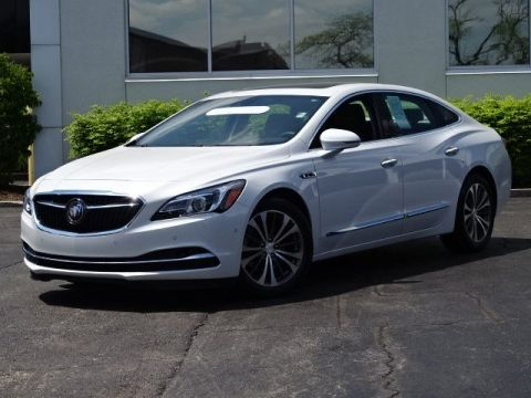 Certified Pre-Owned 2019 Buick LaCrosse AWD Premium