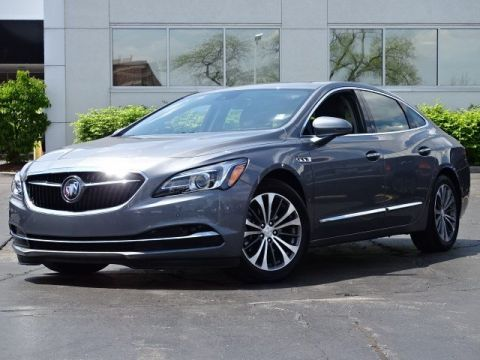 Certified Pre-Owned 2019 Buick LaCrosse Premium
