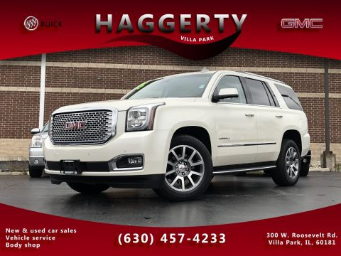 Certified Pre-Owned 2015 GMC Yukon 4WD Denali Navigation Sunroof