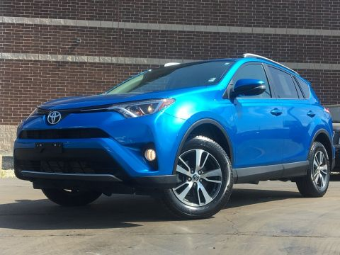 Pre-Owned 2016 Toyota RAV4 AWD XLE