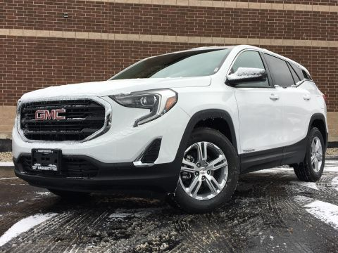 New 2018 GMC Terrain SL