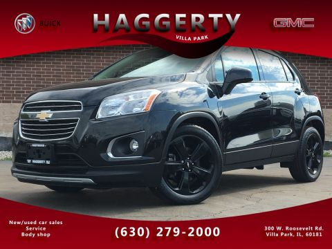 Certified Pre-Owned 2016 Chevrolet Trax LTZ