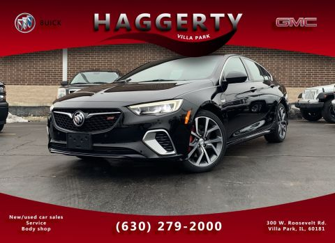 Certified Pre-Owned 2018 Buick Regal Sportback AWD GS